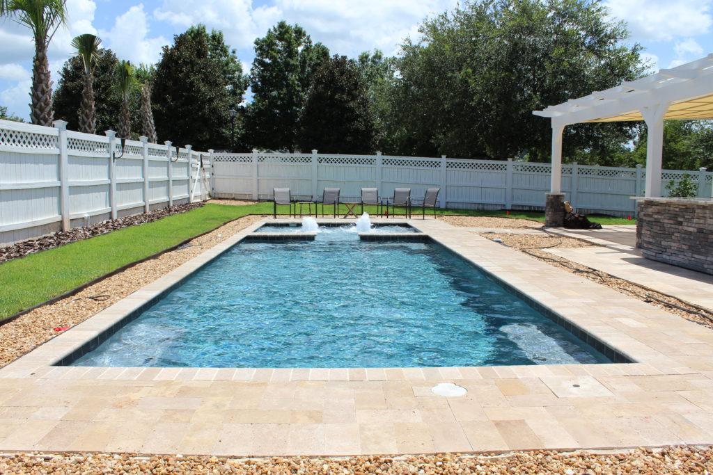 Gallery tallahassee pool builder repair service for Tallahassee pool builders
