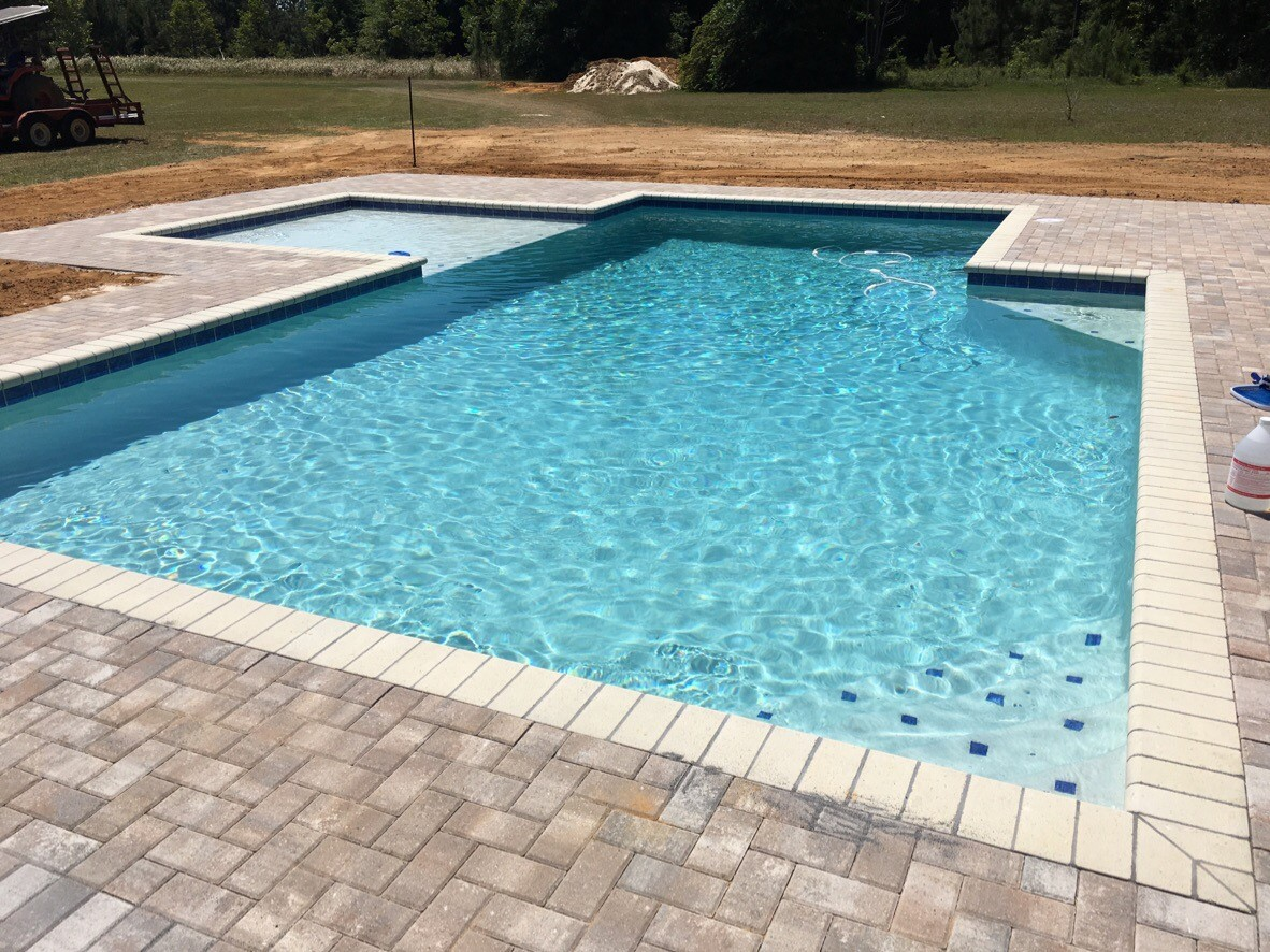 Contact Salvo Pools - Tallahassee Pool Builder & Repair Service