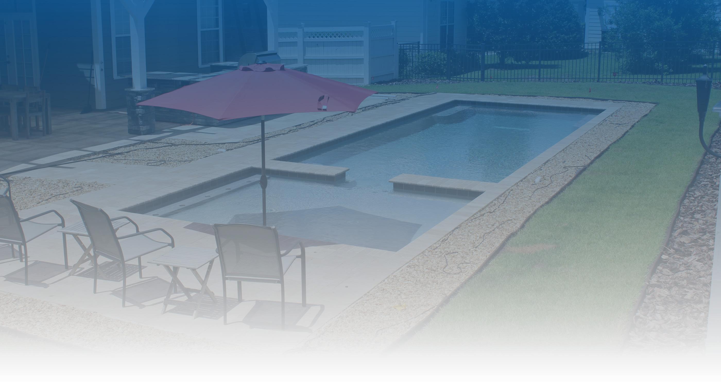 Salvo pools tallahassee and north florida pool builder for Tallahassee pool builders